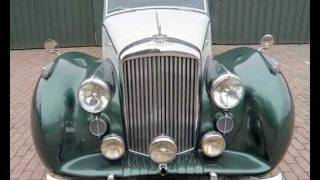 Bentley James Young 1950 - www.ErClassicCars.com