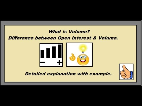 volume and open interest explained in hindi  Option chain analysis like a  pro - part 2