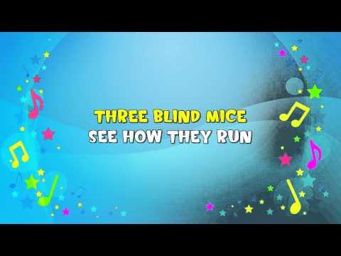 Three Blind Mice Sing-A-Long