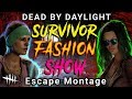 SURVIVOR FASHION SHOW - Dead by Daylight [#268] with HybridPanda