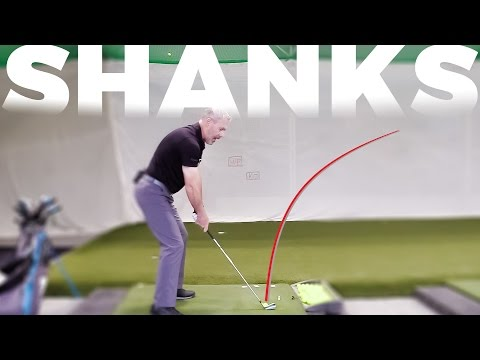 CURE THE SHANKS   Wisdom in Golf   Shawn Clement