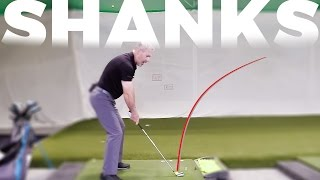 CURE THE SHANKS | Wisdom in Golf | Shawn Clement