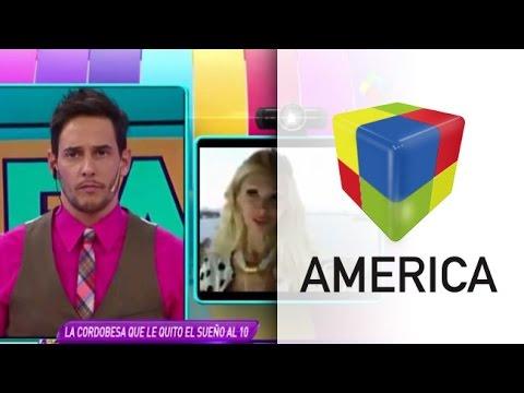 """Verónica Vaira: """"Diego es un 10 como amante"""""""