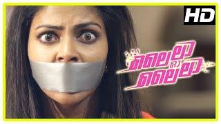 Lailaa O Lailaa Movie Scenes | Mohanlal saves Amala Paul | Sathyaraj