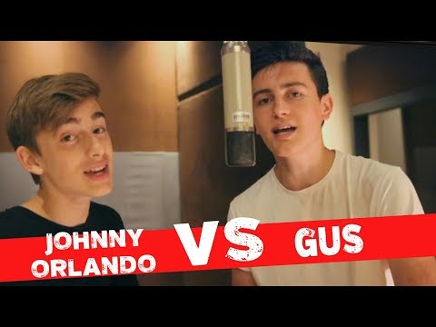 Drake - In My Feelings SING OFF (Johnny Orlando VS Gus)