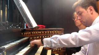 Jonathan Hope: Recital at Saint-Sulpice, Paris (Huw Morgan - Lullaby)