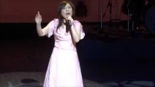 中村悦子チャリティーコンサートにて、「真田街道みちしるべ」を発表 ス...