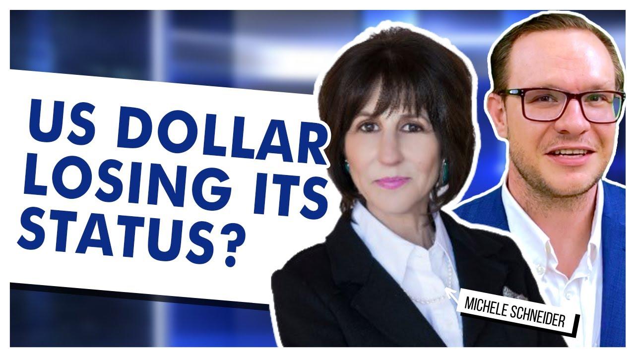 ? US Dollar Losing World Reserve Status