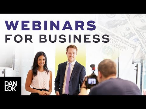 Reasons Why Webinars Are Great For Your Business |  High Converting Webinar Secrets Ep. 3