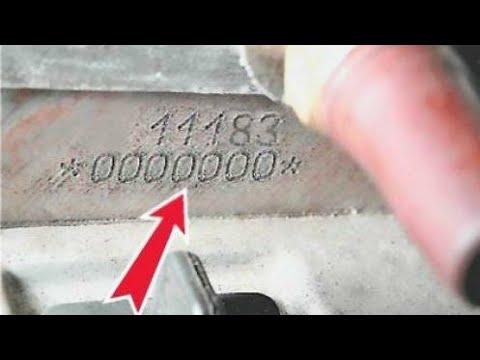 ваз 2114//отмывка номера двигателя и где он находится,на что обратить внимание при покупке авто