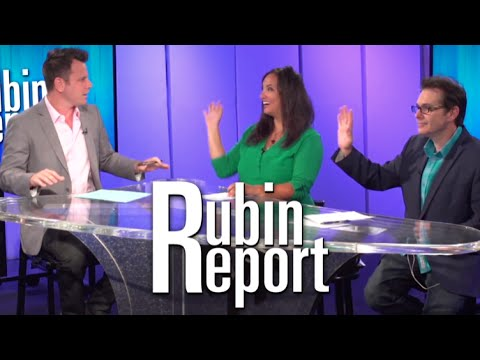 Gina Grad and Jimmy Dore on The Rubin Report