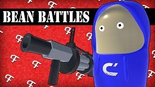 Bean Battles: Epic Snowball Fight, Snowball Launcher, Fran Wick! (Comedy Gaming)