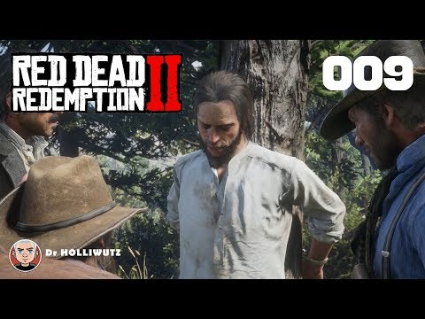 Red Dead Redemption 2 gameplay german #009 - Zu Gast bei Freunden [XB1X] | Let's Play RDR 2