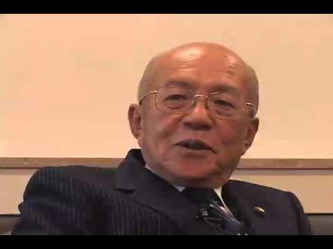 元沖縄開発庁長官 植木光教氏 - YouTube