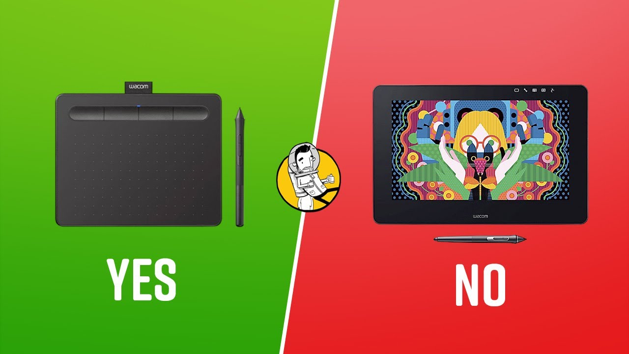 5 Reason A Simple Drawing Tablet is Better