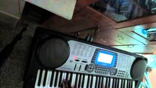 Tanha Dil Shaan Piano Keyboard Cover