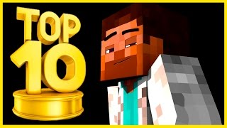 топ 10 лучших песен майнкрафта