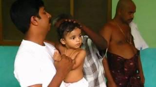 Anjali First Hair Cut