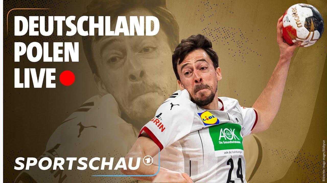 handball wm 2021 deutschland gegen polen sportschau