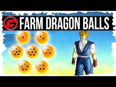 Dragon Ball XenoVerse HOW to FARM DRAGON BALLS FASTEST way to get ALL 7 Dragon Balls