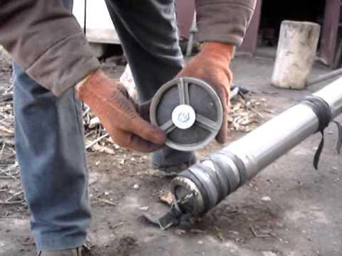 Ремонт водяного насоса (помпи) МТЗ-80/82 - YouTube