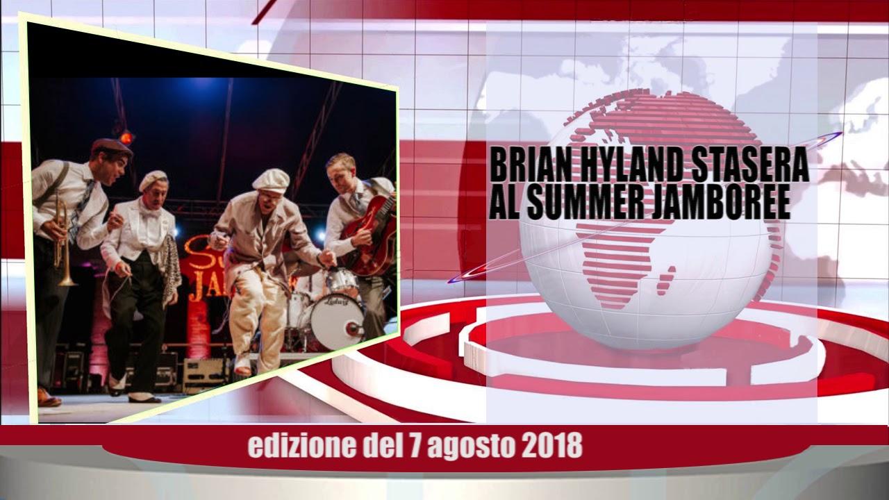 Velluto Notizie Web Tv Senigallia Ed  07 08 2018