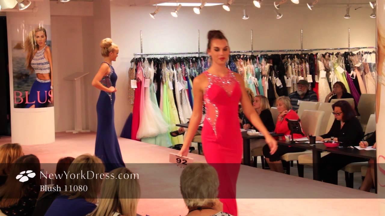 Newyorkdress Blush - Youtube com Dress 11080