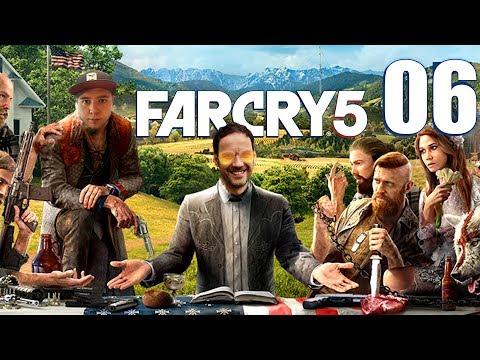 Cheeseburger der Bär | Far Cry 5 mit Dennis & Sandro #06