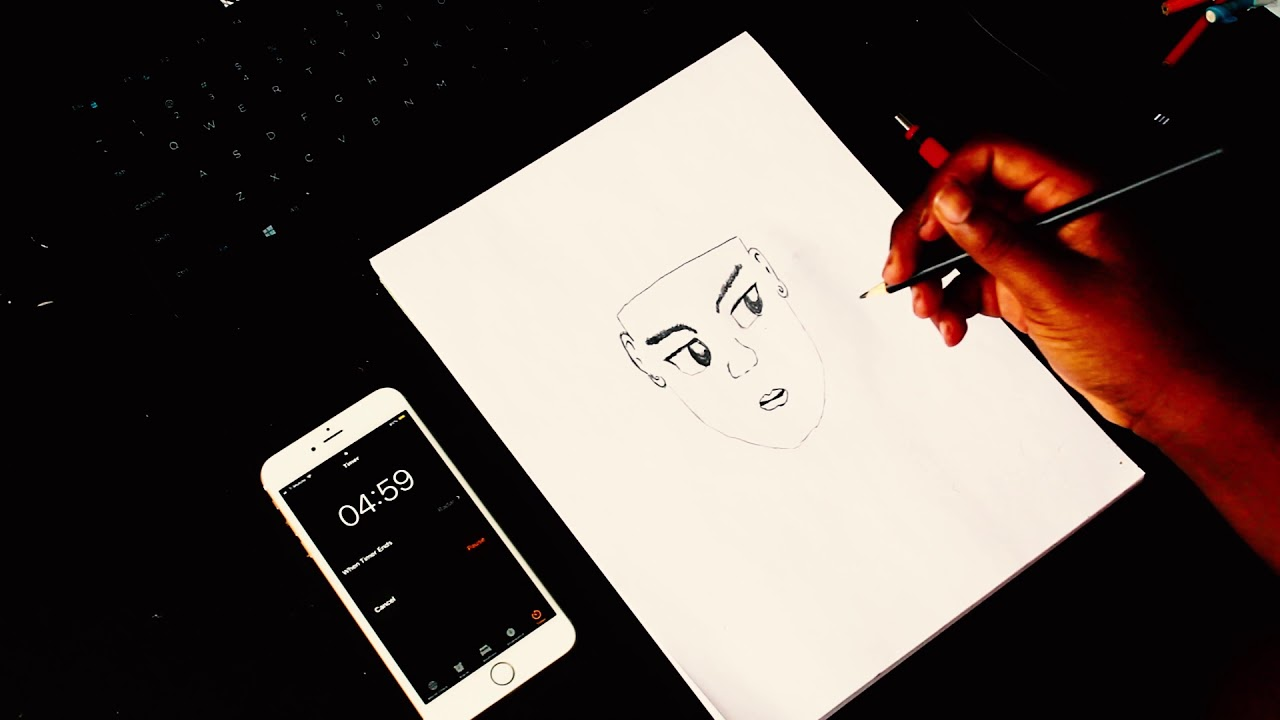 Draw With Me For 10 Minutes | Inspiration For Creatives