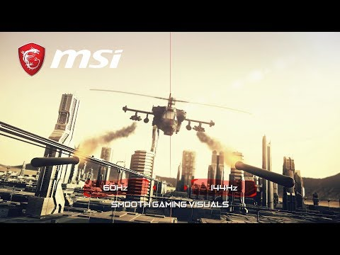 Advantage of GS65 Stealth Thin with thin 144Hz IPS level display | MSI