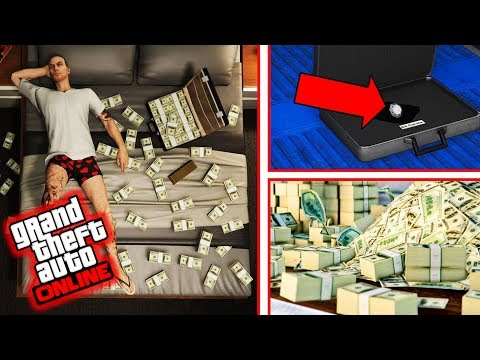 ¿EN QUÉ INVIERTO MI DINERO PARA SER MILLONARIO?💪(͠≖ ͜ʖ͠≖) 👊 | GTA 5 Online
