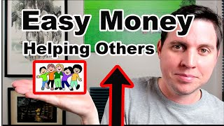 Earn $20-$25 per hour by helping others (make money online) easy paypal