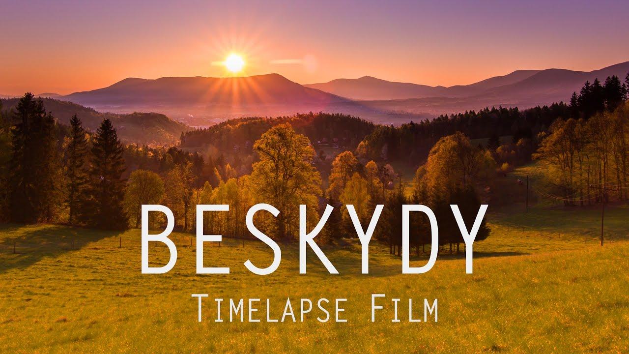 BESKYDY timelapse film
