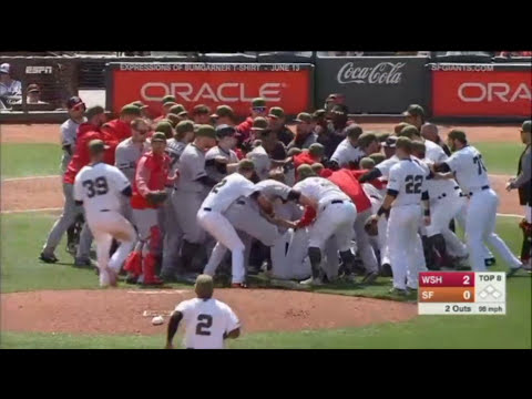 BRYCE HARPER vs HUNTER STICKLAND (FULL FIGHT) May 29