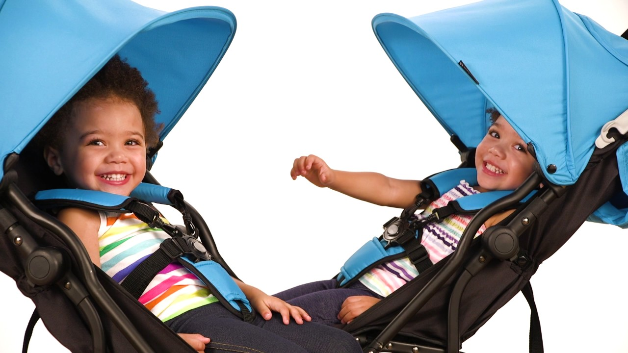 Babies in stroller