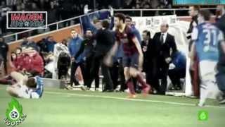 El Barcelona y Busquets se burlan de la Real Sociedad