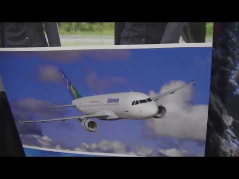 Fly SOLOMON AIRLINES DEMA SHOW 2018