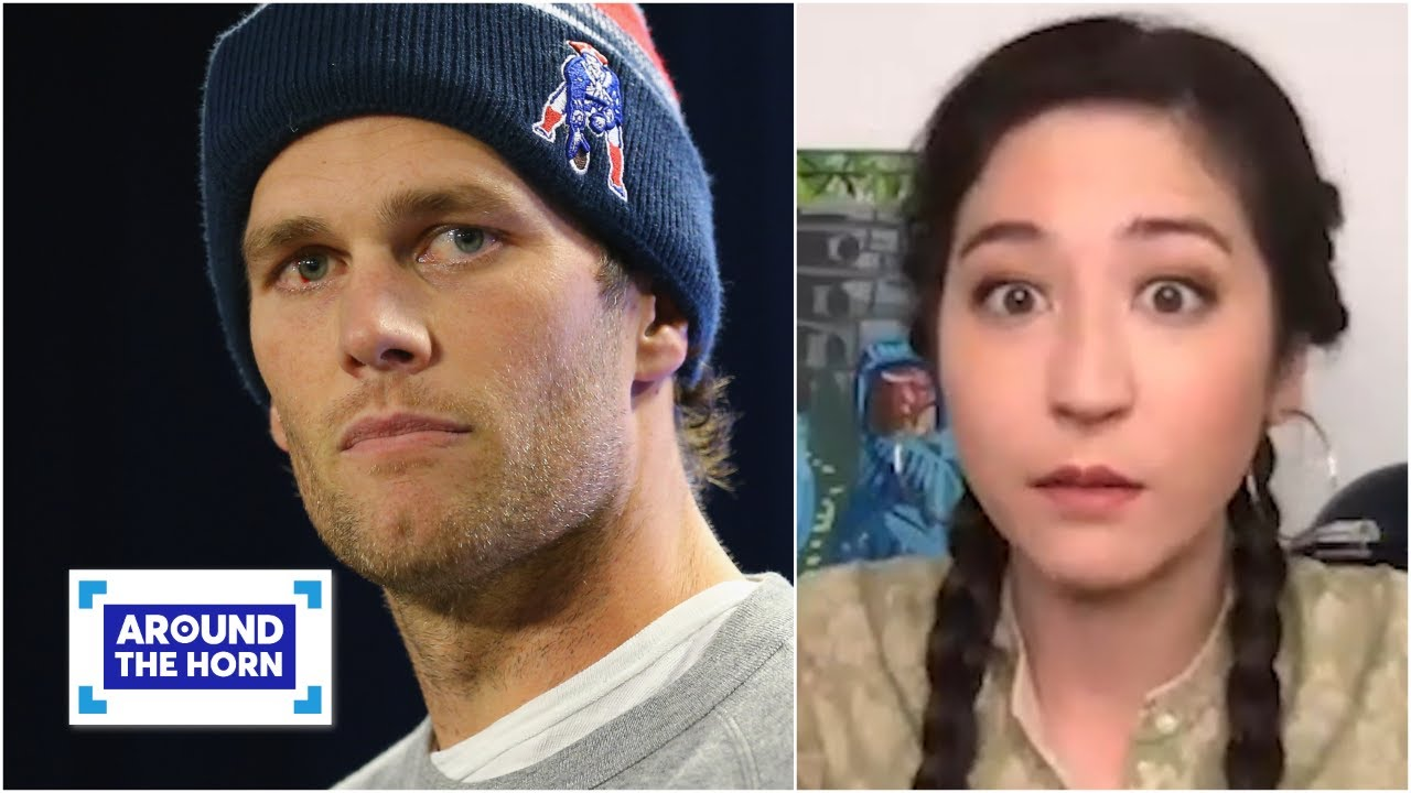 Around The Horn reacts to Tom Brady's interview with Howard Stern | NFL on ESPN