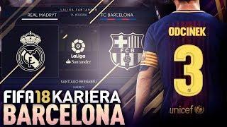 FIFA 18   KARIERA FC BARCELONA   #03 - GRAN DERBI!