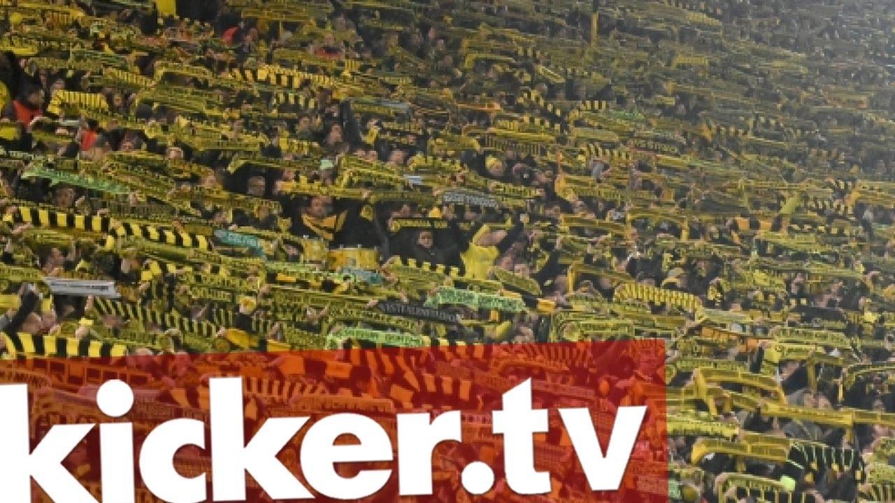 Besonders trauriger Abend in Dortmund - kicker.tv