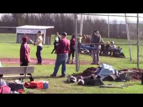 NCCS - Lake Placid Softball  5-3-17