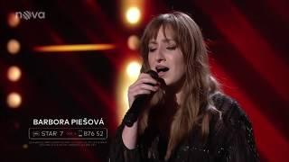 SuperStar FINÁLE | Barbora Piešová