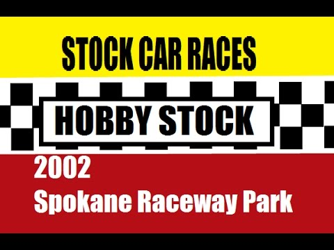 HOBBY STOCK RACE NIGHT 2002 - Feat / [First Race] T. Armstrong