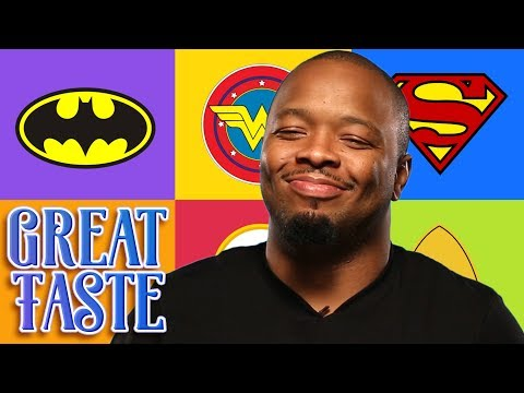 The Best Justice League Character | Great Taste