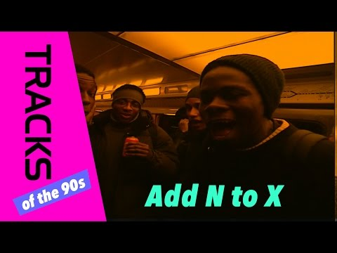 Add n to x - Tracks ARTE