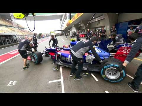 2017 Chinese Grand Prix: FP1 Highlights