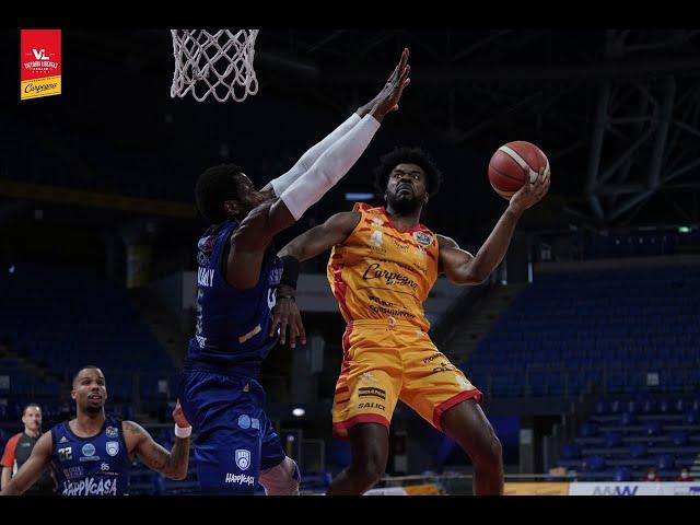 [Highlights] Carpegna Prosciutto Basket Pesaro - Happy Casa Brindisi: 62-86