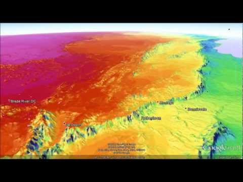 SolarGIS - Solar Radiation Maps in 3D using GoogleEarth (May 2012)