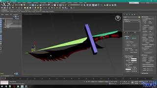 Основы работы над моделями Скайрима. Часть 1 - оружие.