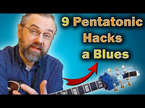 9 Surprising Pentatonic Scale Secrets on a Blues